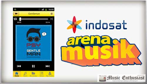 download lagu indosat